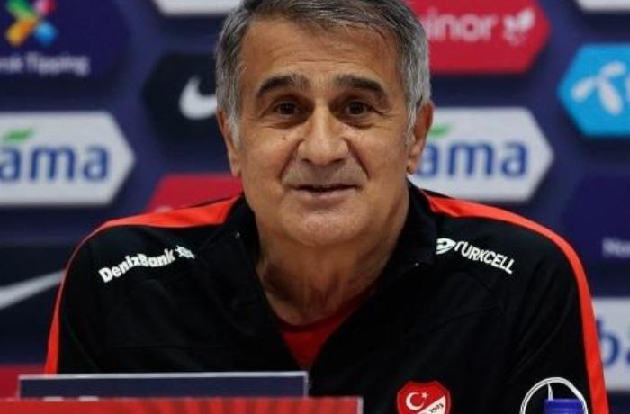 """Şenol Güneş: """"Azərbaycanı öz meydanımız kimi görürük"""""""