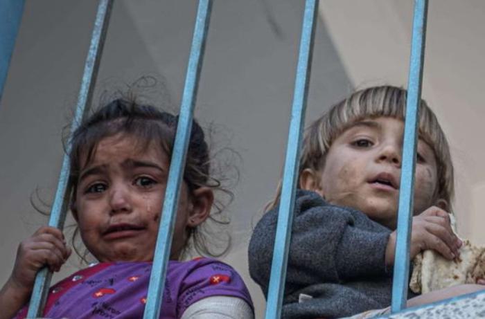 UNİCEF: Qəzzada son beş gündə azı 40 uşaq ölüb — VİDEO