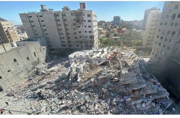 """Rəsmi Berlin: """"İsrail xalqını HƏMAS-ın raketlərindən müdafiə edir"""""""