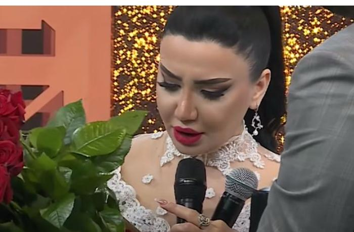 XTQ giziri Nigara etdiyi evlilik təklifinin VİDEOSU