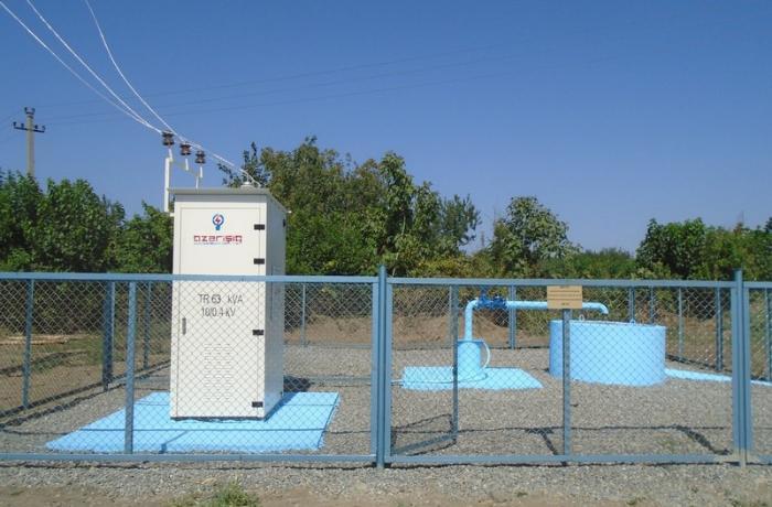 Dörd rayonun suyla təminatına 840 min manat ayrıldı — SİYAHI