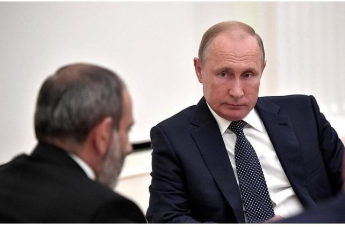 Putinlə Paşinyan Qarabağ razılaşmalarının icrasını müzakirə etdilər