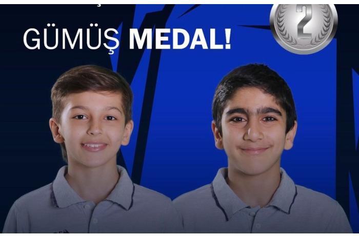 Yığmamız Avropa çempionatında üçüncü medalını qazandı — YENİLƏNİB