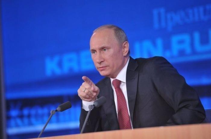 Putin sərhəd məsələsinin həlli yolunu açıqladı