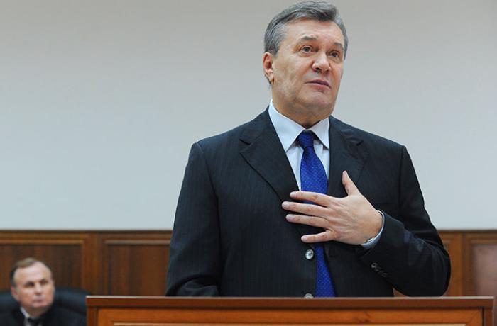 Yanukoviçin xalqdan oğurladığı 1.5 milyard dollar geri qaytarılır