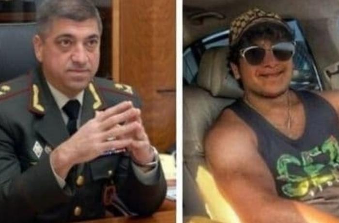 """Atasını avtobusla vəzifəsiz, çipsi ilə """"rütbəsiz"""" qoyan general oğlu — VİDEO"""
