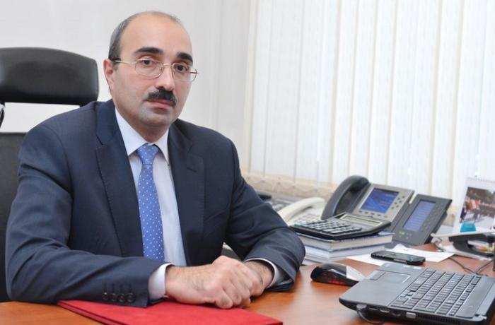 Əmlak Məsələləri Dövlət Xidmətinə rəis təyin edildi