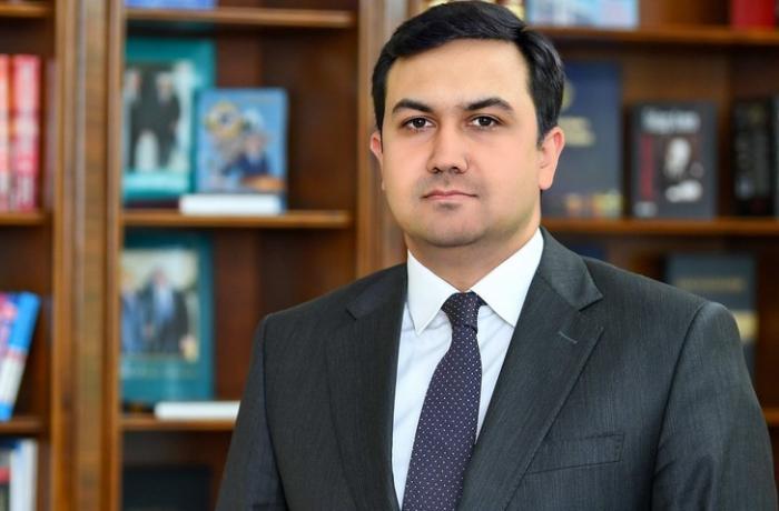 Dövlət Vergi Xidmətinə rəis təyin edildi