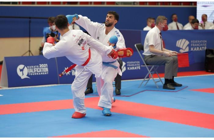 Karateçimiz Tokio Yay Olimpiya Oyunlarına lisenziya qazandı