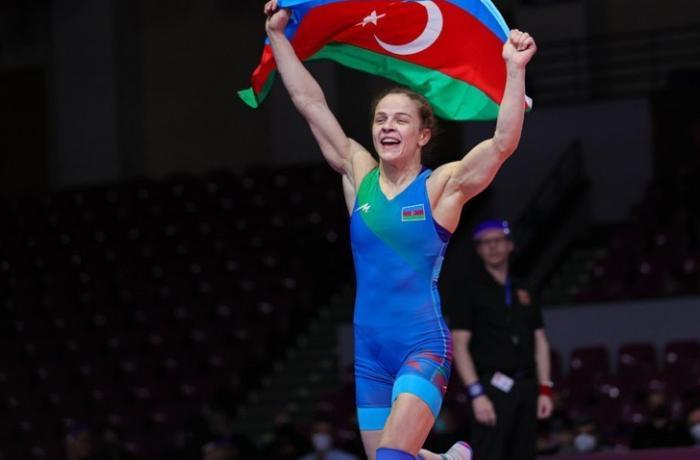 """Mariya Stadnik: """"Olimpiya çempionluğum Tanrıdan asılıdır"""""""