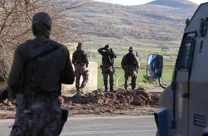 Türkiyənin Bitlis şəhərində komendant saatı tətbiq edildi