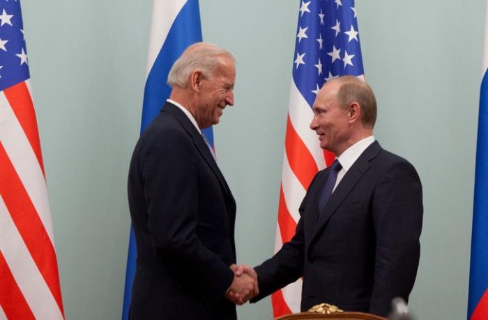 Cenevrədə Rusiya və ABŞ prezidentləri arasında görüş başladı