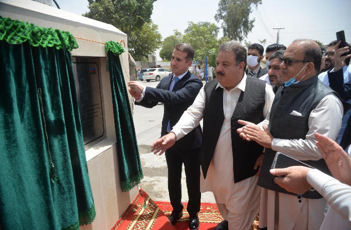 Pakistanda prospektlərdən birinə Nizami Gəncəvinin adı verildi — FOTO