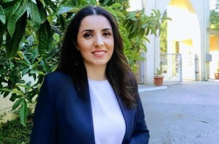 Jurnalist Pərvanə İbrahimova Misir, Küveyt, Əlcəzair, İraq və Fələstin mətbuatında Şuşadan yazdı