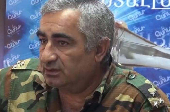 """""""Kəlbəcərə 17 avtomobil mina basdırmışıq"""" deyən polkovnik axtarışa verildi"""