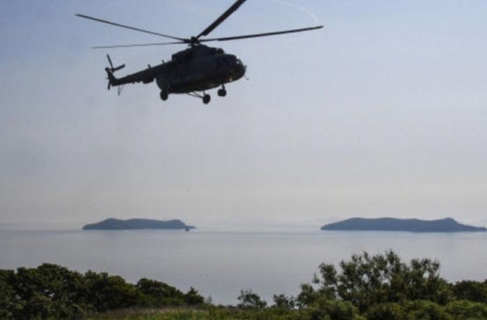 İranda səsvermə nəticələrini daşıyan helikopter qəzaya düşdü — Ölən var