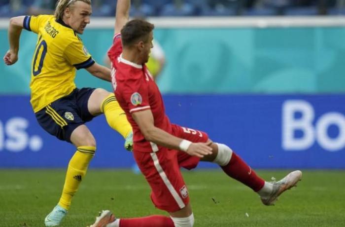 AVRO-2020: İsveç, İspaniya və Ukrayna 1/8 finalda