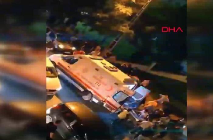 İstanbulda azərbaycanlı sürücü küçədə güllələndi — VİDEO