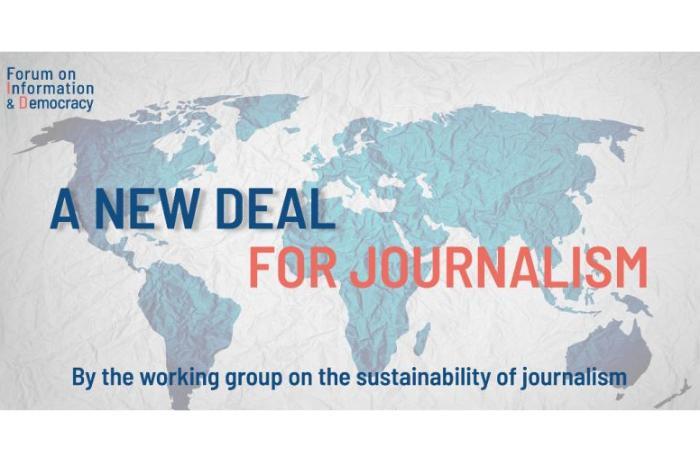 Jurnalistikanın dayanıqlığı üzrə Beynəlxalq Forum hökumətlər üçün tövsiyələr hazırladı