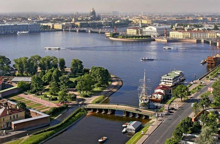 Sankt-Peterburqda erməni təxribatının qarşısı alındı — FOTO
