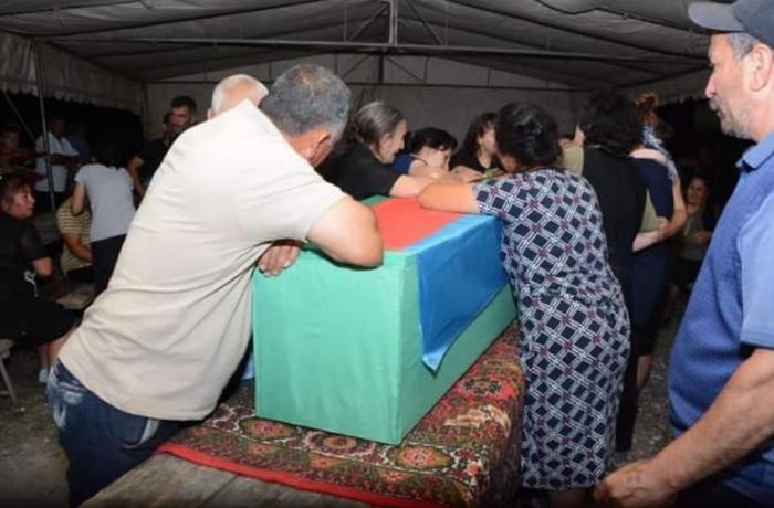 Vətən müharibəsində yaralanan qazi vəfat etdi