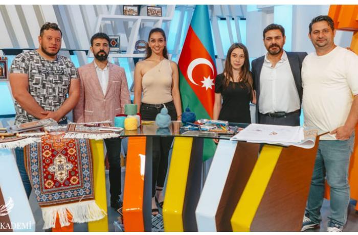 """Türkiyənin """"Sənət Akademiyası"""" Azərbaycanda film çəkir"""
