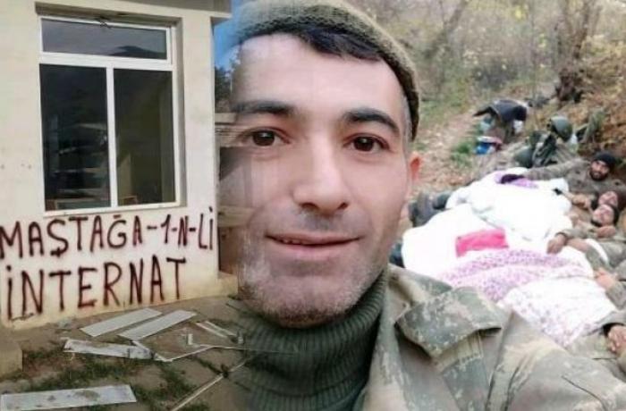 """Müdafiə Nazirliyi """"internat döyüşçüsü""""nün medal almamasına münasibət bildirdi"""