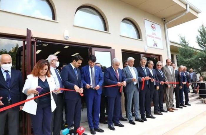 Ankarada Azərbaycan Evi açıldı — FOTO