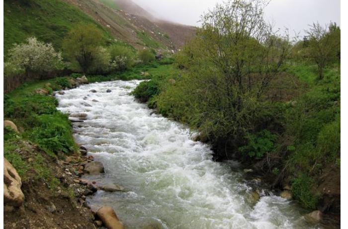 Ermənistanın Oxçuçayı çirkləndirməsinin qarşısını almaq üçün işlərə başlanıldı