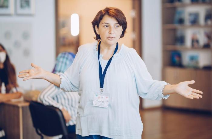 """""""Rəqəmsal Jurnalistikaya doğru"""" proqramına start verildi — FOTOLAR"""