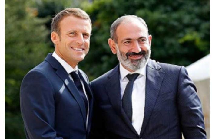 Fransa prezidenti Makron Ermənistana niyə səfər edir?