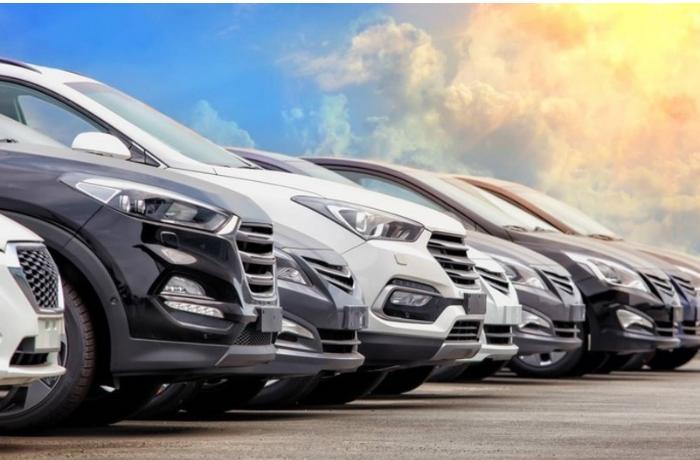 Azərbaycan avtomobil idxalını 69 % artırıb