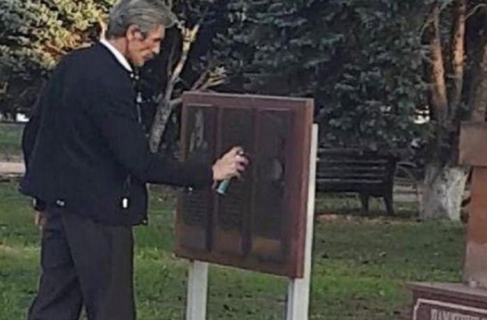 Rusiyada faşist Njde və tayqulaq Andranikə qoyulmuş abidələr tam söküldü… — FOTOLAR