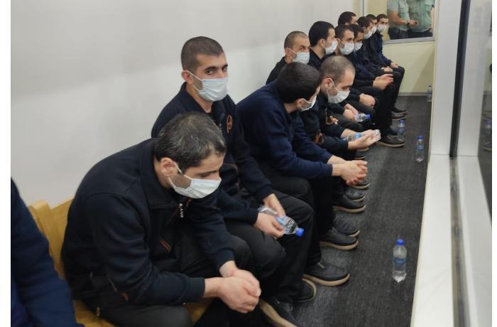 Prokuror erməni terrorçularına hökm istədi