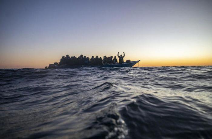 Aralıq dənizində iyirmiyə qədər miqrant boğularaq həlak oldu