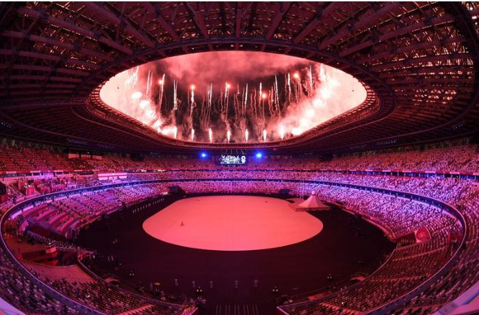 Tokio olimpiadasının məşəli alovlandırıldı — YENİLƏNİB-2