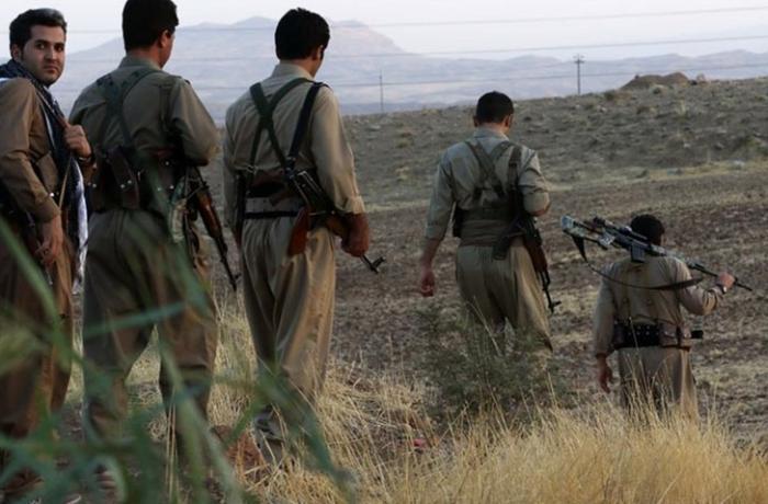 İranda silahlı qarşıdurmada 4 hərbçi öldürüldü