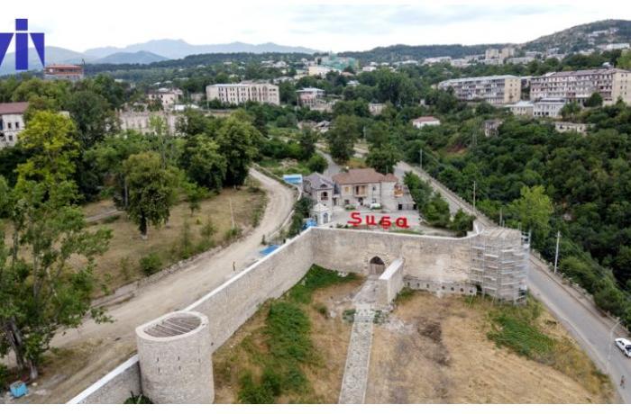 Şuşanın baş planı 25 minlik əhali üçün nəzərdə tutulub — VİDEO