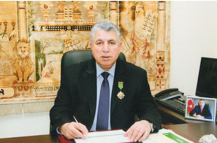 Dövlət başçısı dini icma sədrini təltif etdi
