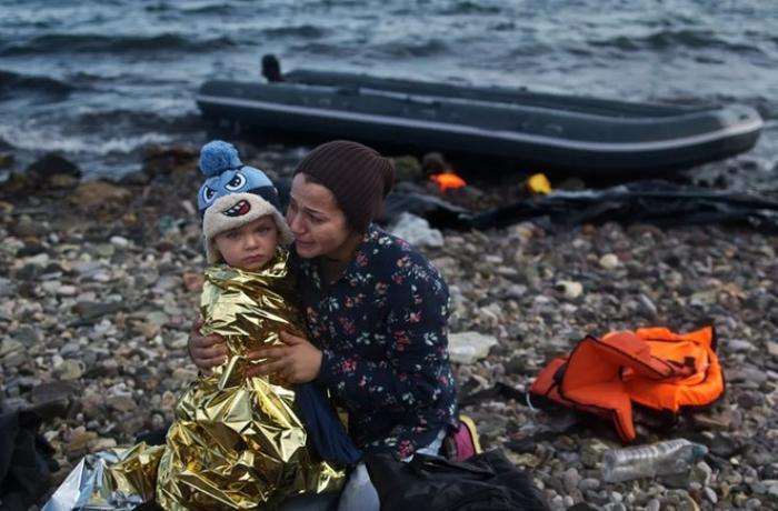 Fransa sahillərində 80 miqrant xilas edildi
