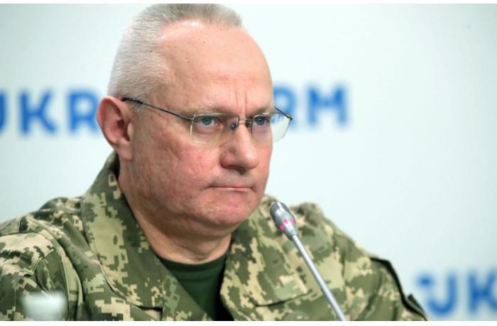 Ukrayna Silahlı Qüvvələrinin Baş komandanı vəzifəsindən azad olundu