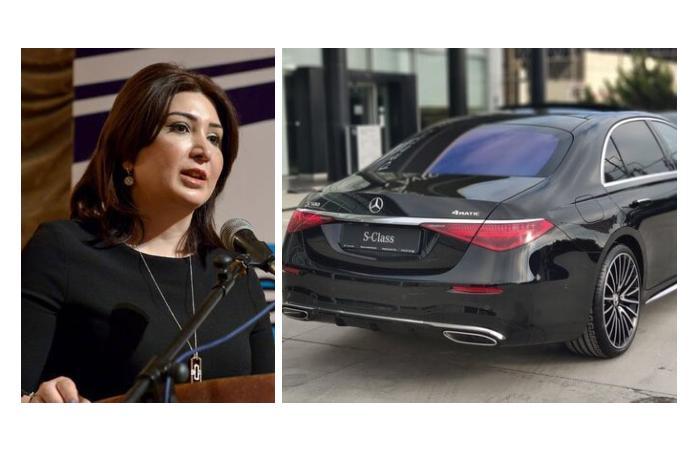 Aynur Camalqızının yarım milyonluq avtomobili — Samir Feyruzov yazır...