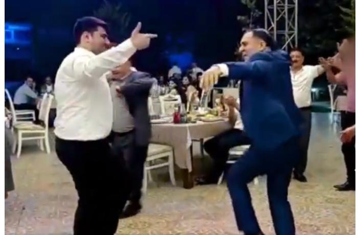 Fərhad Əliyevin görüntüləri yayıldı — VİDEO