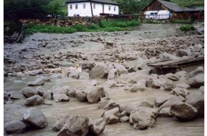 Zaqatalada sel ölümlə nəticələndi