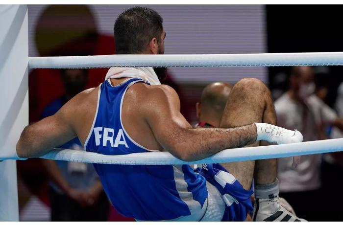 Tokio-2020: Fransanı təmsil edən azərbaycanlı idmançı diskvalifikasiya olunub