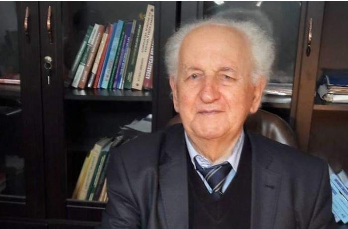 """""""Əlifba"""" kitabının müəllifi vəfat etdi"""