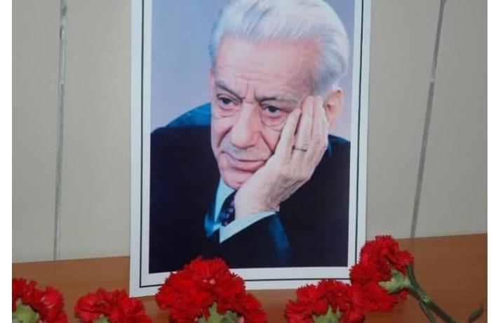 Sovet imperiyasına qarşı mübarizə aparan şairin bu gün doğum günüdür