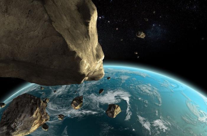 Bu gün Yer kürəsinə potensial təhlükəli asteroid yaxınlaşacaq