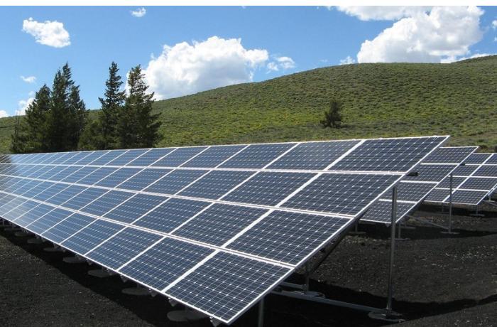 Azərbaycanda günəş enerjisinin istehsalı 16 %-dən çox artıb