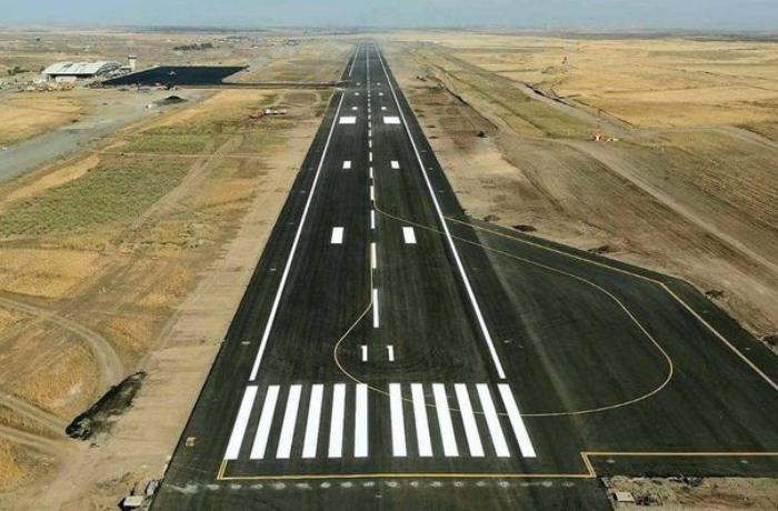 Füzuli aeroportunda DSX-nin sərhəd-nəzarəti bölməsi fəaliyyət göstərəcək